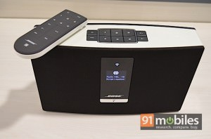 Bose SoundTouch Portable review: breezy multi-room internet radio