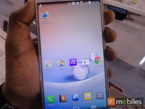 LG G Pro 2 first impressions: a worthy competitor to the Samsung Galaxy Note 3