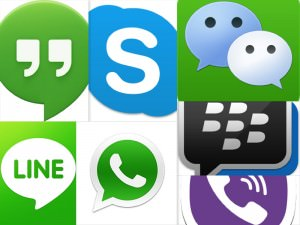 Battle of the messengers: WhatsApp vs the rest