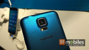 Samsung Galaxy S5 unboxing [pictures and video]
