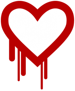 The menace of the Heartbleed bug