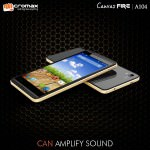 Micromax Canvas Fire A104 officially launched for Rs 6,999