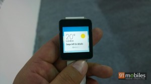 LG G Watch first impressions: Google on your wrist
