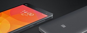 Xiaomi takes the covers off its latest flagship, the Mi 4, featuring a stainless steel frame and textured rear panels