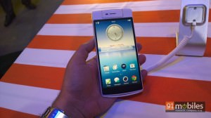 Getting to know the OPPO N3 and its automated swivel camera