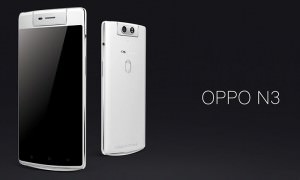 OPPO continues its swivel shenanigans with the N3, a loaded flagship for the selfie-obsessed