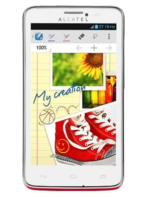 Alcatel One Touch Scribe Easy 8000 Price