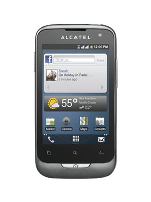 Alcatel OT-985N Blaze Price