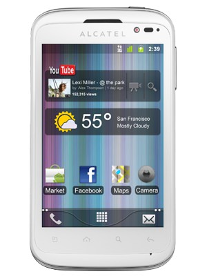 Alcatel OT-991D Price