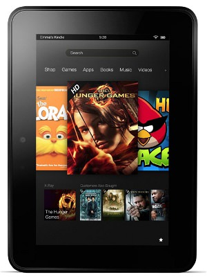 Amazon Kindle Fire HD 32GB WiFi Price