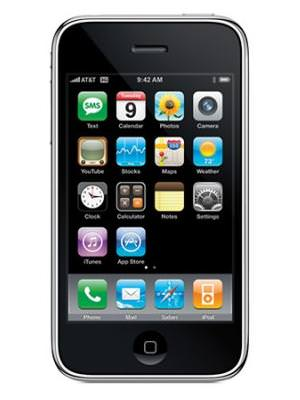 Apple iPhone 3G 8GB Price