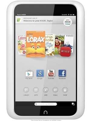 Barnes And Noble Nook HD 16GB WiFi Price