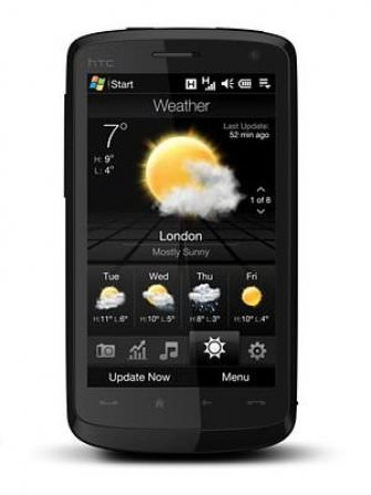 HTC Touch HD T8282 Price