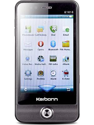 Karbonn K1616 Price