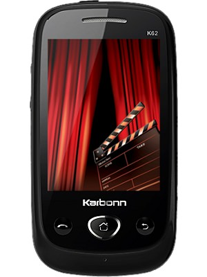 Karbonn K62 Silver Screen Price