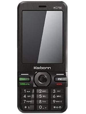 Karbonn KC750 Price