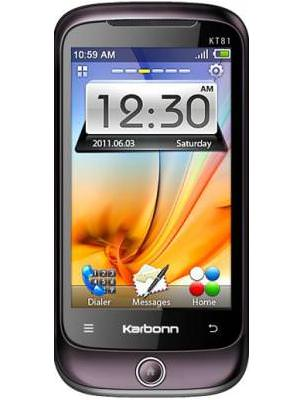 Karbonn KT81 Price