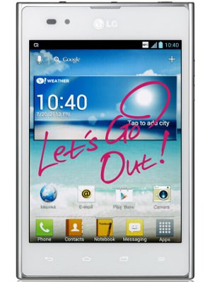 LG Optimus Vu F100S Price