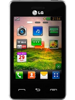 LG T385 WiFi Price