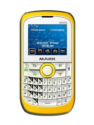 Maxx MQ 340 Price