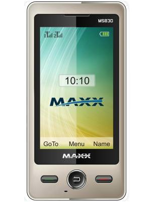Maxx MS830 Price