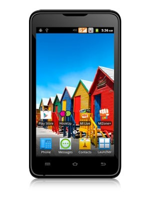 Micromax Canvas Viva A72 Price