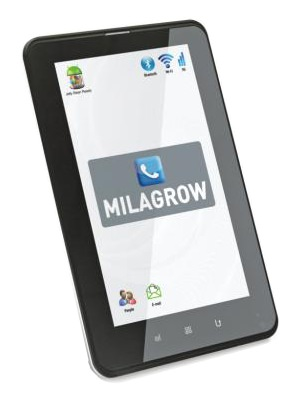 Milagrow TabTop 7.16C 8GB Calling Tablet Price