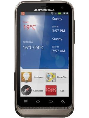 Motorola DEFY XT535 Price