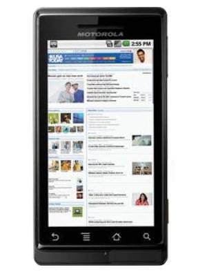 Motorola DROID A855 Price