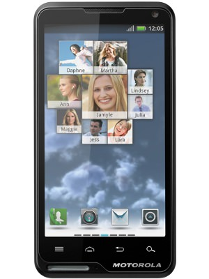 Motorola Motoluxe XT615 Price