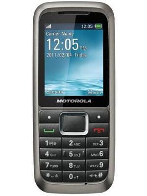 Motorola WX306 Price