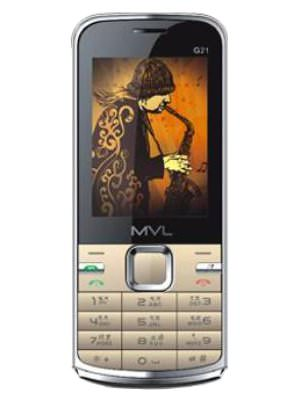 MVL Mobiles G21 Price