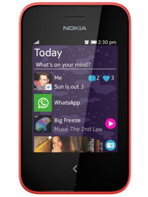 Nokia Asha 230 Price