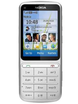 Nokia C3-01 Touch and Type Price