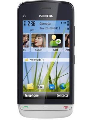 Nokia C5-05 Price