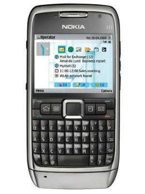 Nokia E71 Price
