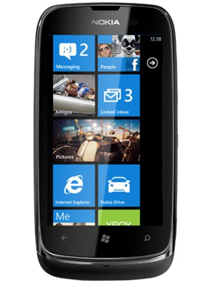 Nokia Lumia 610 NFC Price