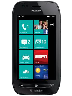 Nokia Lumia 710 T-Mobile Price