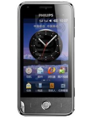 Philips V816 Price