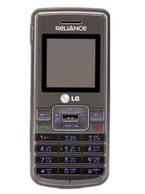 Reliance LG 6150 CDMA Price
