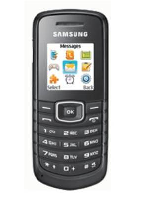 Samsung E1080f Price