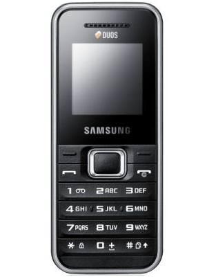 Samsung E1182 Price