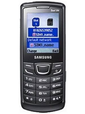 Samsung E1252 Guru Dual 26 Price