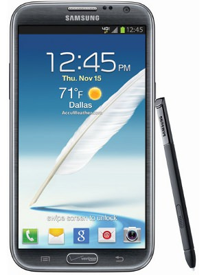 Samsung Galaxy Note 2 CDMA Price