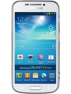 Samsung Galaxy S4 Zoom Price