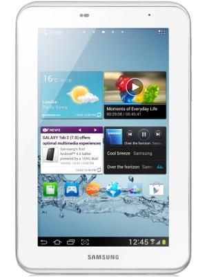 Samsung Galaxy Tab 2 7.0 P3110 16GB and WiFi Price