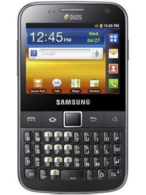Samsung Galaxy Y Pro Duos Price