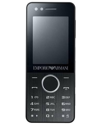 Samsung M7500 Emporio Armani Price