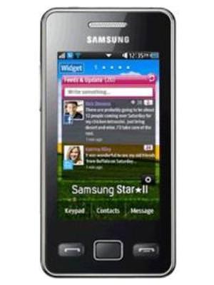 Samsung Star II S5263 Price