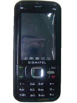Sigmatel S4 Price
